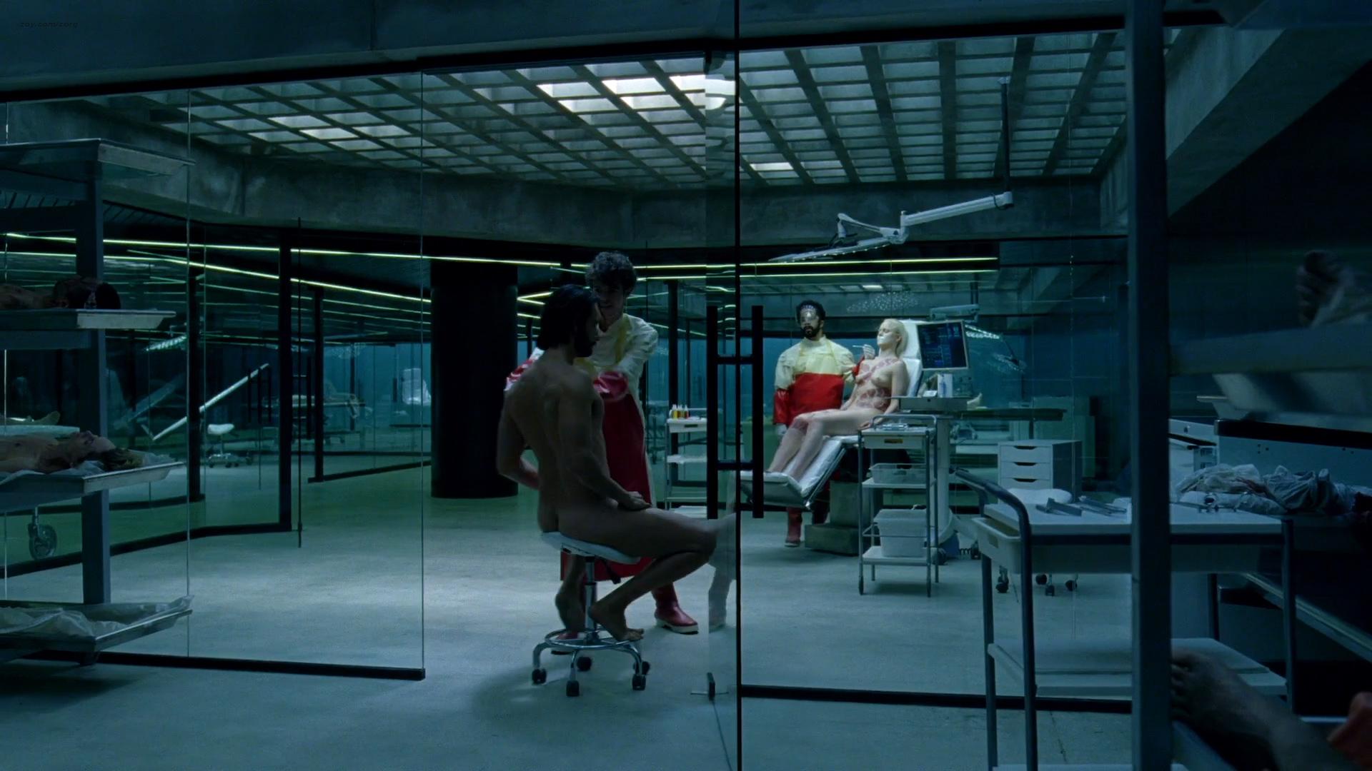 Ingrid Bolsø Berdal nude full frontal - Westworld (2016) s1e10 HD 1080p (5)