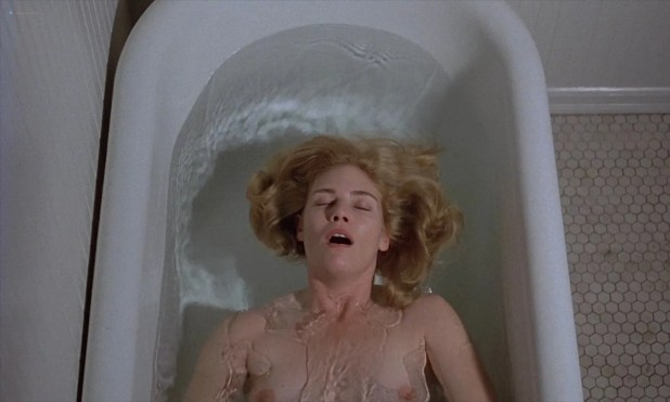 Kelly McGillis nude topless and wet - The House on Carroll Street (1988) HD 1080p BluRay (1)