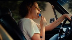 Kristen Stewart hot sexy nipple slip - The Rolling Stones - Ride 'Em On Down (8)