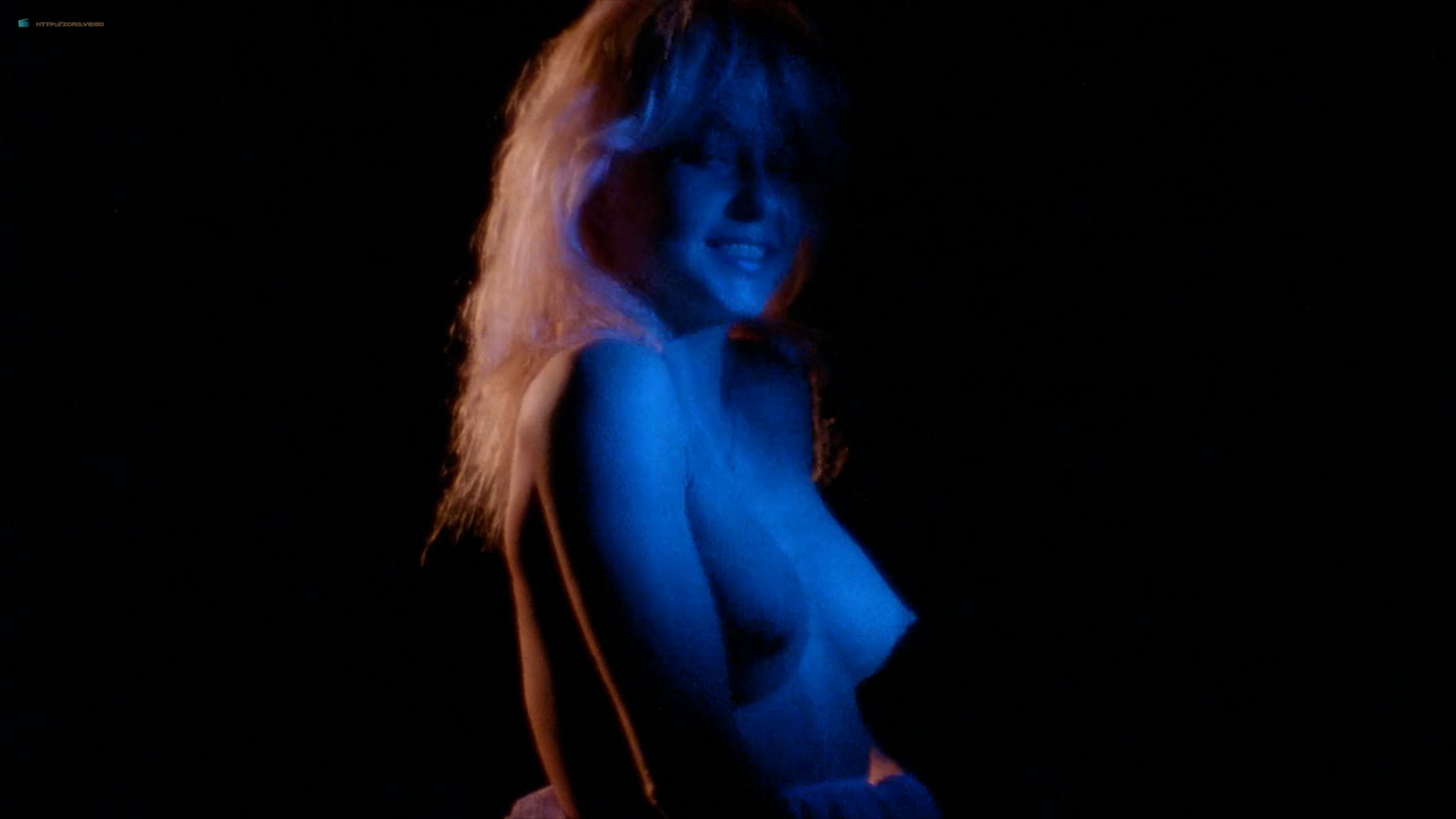 Michelle Bauer nude topless and sex Ty Randolph and Linnea Quigley nude sex too - Deadly Embrace (1989) HD 1080p (11)