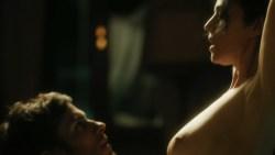 Monica Bellucci nude topless and sex - Mozart in the Jungle (2016) s3e3 HD 720p (1)