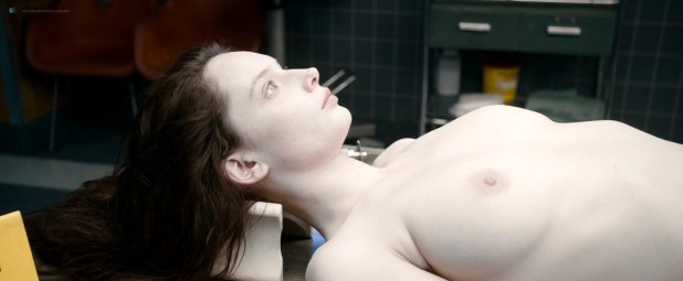 Olwen Catherine Kelly nude bush and boobs - The Autopsy of Jane Doe (2016) HD 1080p WebDl (2)