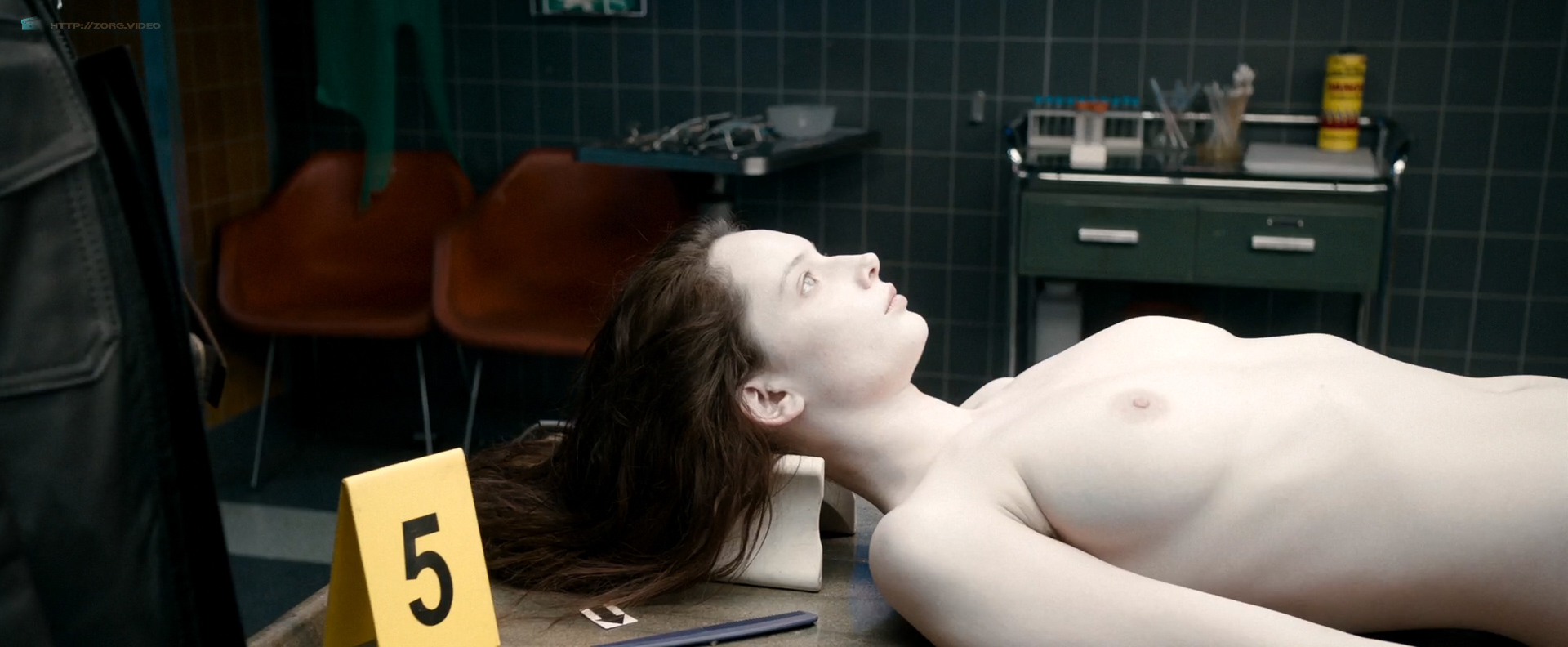 Olwen Catherine Kelly nude bush and boobs - The Autopsy of Jane Doe (2016) HD 1080p WebDl (3)