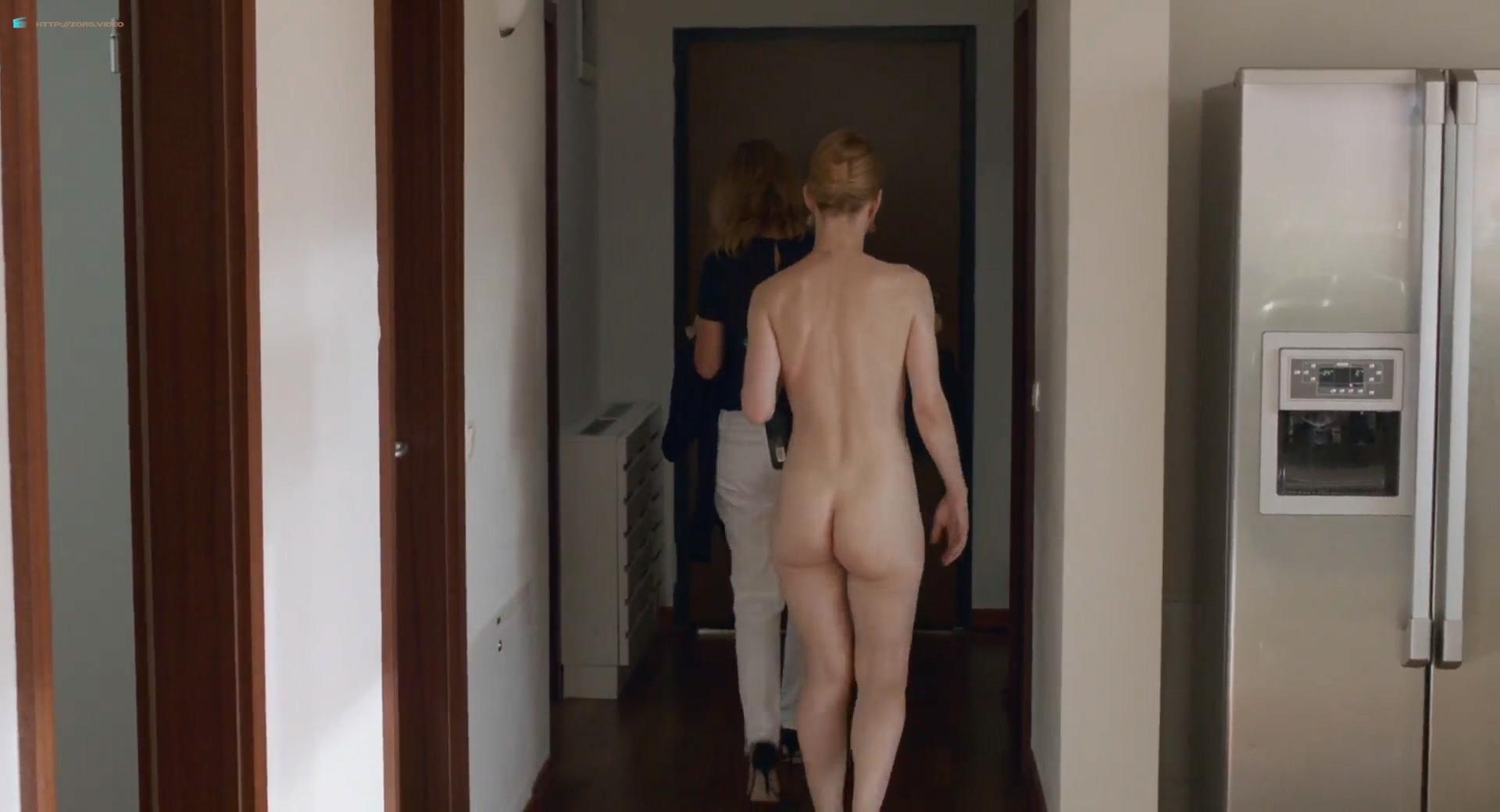 Sandra Hller Nude Full Frontal Ingrid Bisu Nude -Toni -6136