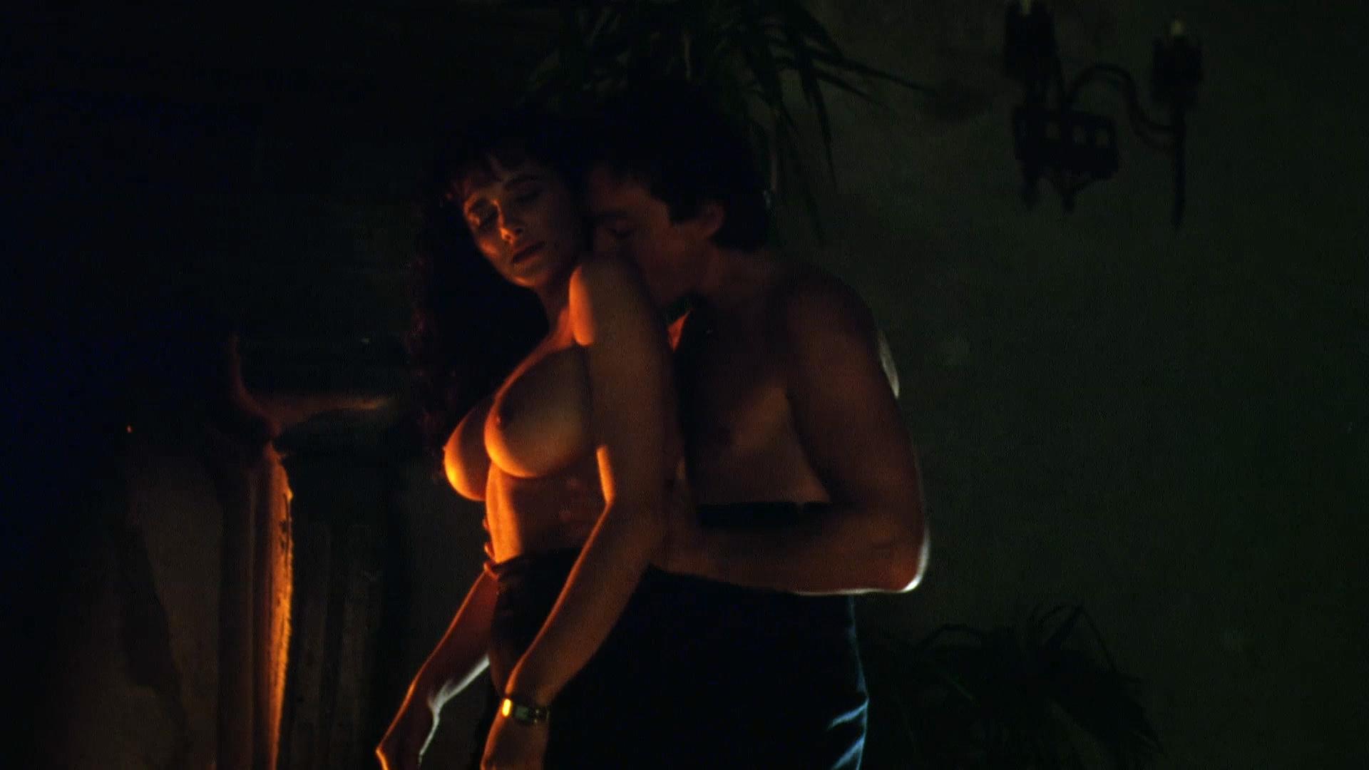 Meridian blanca porno videos Sherilyn Fenn Nude Topless And Sex Charlie Spradling Nude Busty Meridian 1990 Hd 1080p Bluray