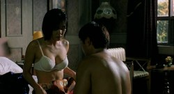 Yunjin Kim nude butt and sex - Milae (KR-2002) (6)