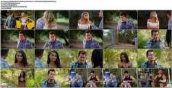 Charlotte McKinney hot leggy and Chanel Iman hot in bikini - Mad Families (2017)HD 1080p WebDL (6)