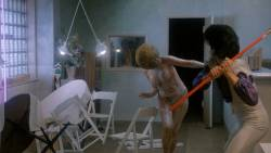 Cynthia Baker nude Tanya Papanicolas and others nude too - Blood Diner (1987) HD 1080p BluRay (13)