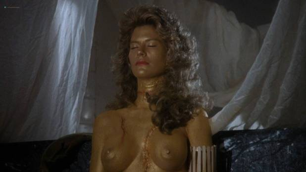 Cynthia Baker nude Tanya Papanicolas and others nude too - Blood Diner (1987) HD 1080p BluRay (11)