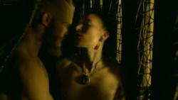 Ida Nielsen nude topless Josefin Asplund nude topless and sex – Vikings (2017) s04e18 HD 1080p (3)