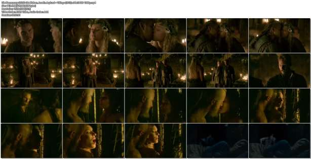 Ida Nielsen nude topless Josefin Asplund nude topless and sex – Vikings (2017) s04e18 HD 1080p (1)