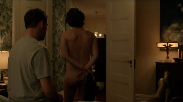 Irène Jacob nude butt and side boob - The Affair (2017) s3e6 HD 1080p (7)