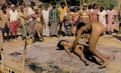 Janet Agren nude Paola Senatore nude bush Me Me Lai nude full frontal - Eaten Alive (IT-1980) (17)