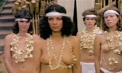 Janet Agren nude Paola Senatore nude bush Me Me Lai nude full frontal - Eaten Alive (IT-1980) (16)
