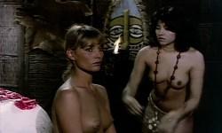 Janet Agren nude Paola Senatore nude bush Me Me Lai nude full frontal - Eaten Alive (IT-1980) (15)