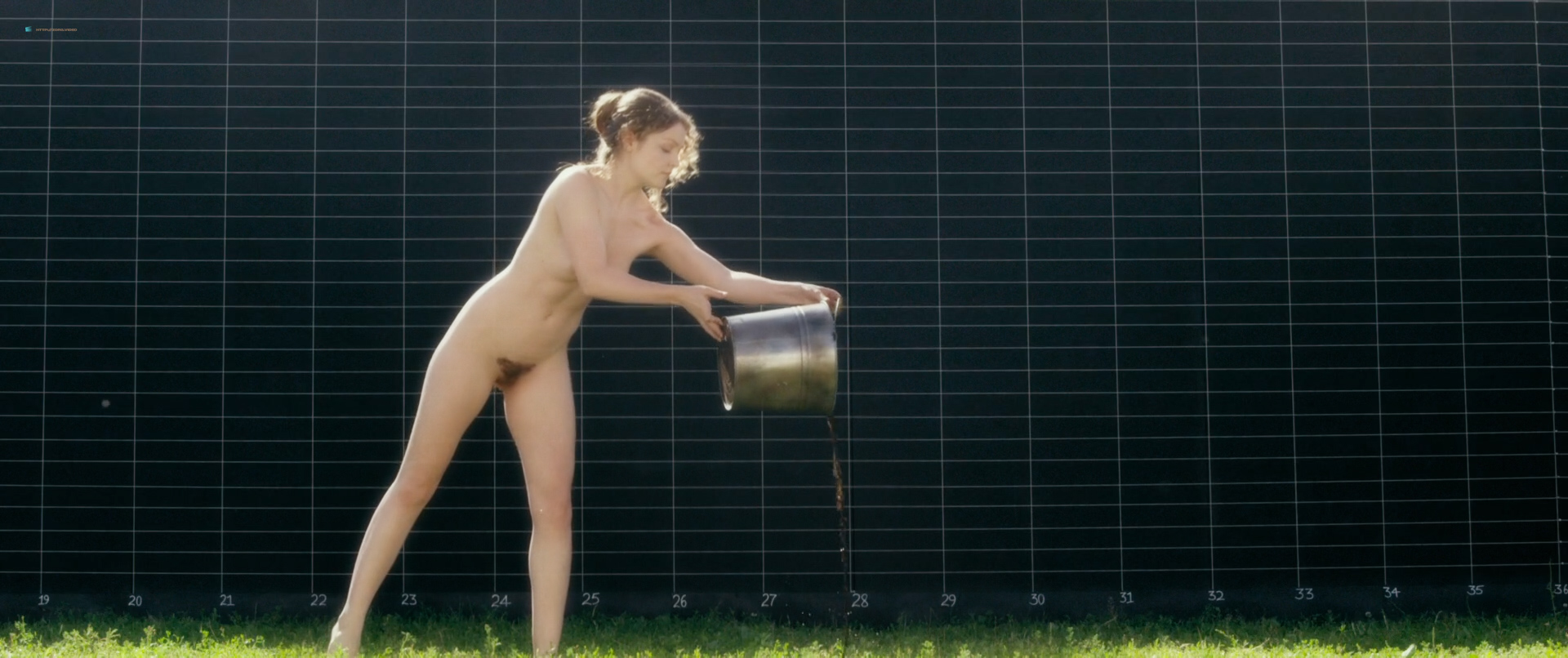 Jodi Balfour nude full frontal Meisha Lowe nude other's nude bush, butt and boobs - Eadweard (2015) HD 1080p WebDl (3)