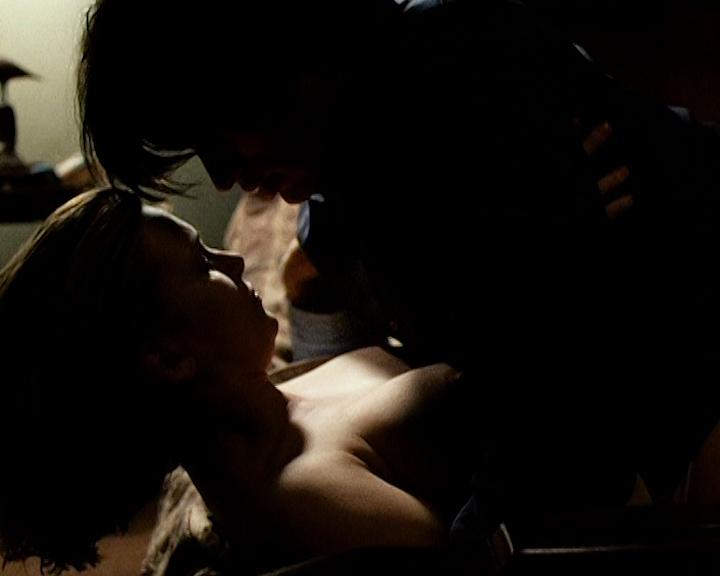 Natasha Henstridge nude topless and sex - Caracara (1999) (1)