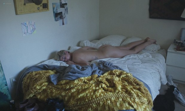 Olivia Thirlby nude butt and sex and Analeigh Tipton nude butt - Between Us (2016) HD 1080p (1)