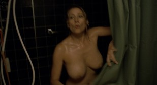 Paula Morgan nude topless in the shower – Closet Monster (2015) HD 1080p