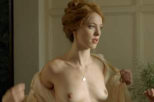 Rebecca Hall nude topless and Adelaide Clemens nude butt – Parades End (UK-2012) HD 1080p BluRay
