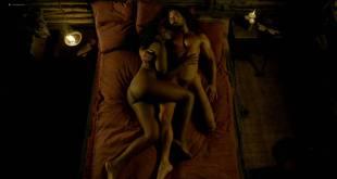 Zethu Dlomo nude butt and boobs - Black Sails (2017) s4e1 HD 720p (3)