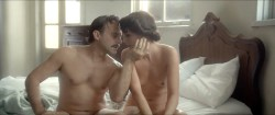 Sonia Braga nude topless Barbara Colen nude bush receiving oral – Aquarius (2016) HD 1080p (10)