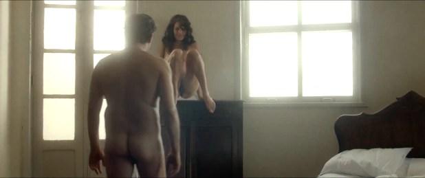 Sonia Braga nude topless Barbara Colen nude bush receiving oral – Aquarius (2016) HD 1080p (3)