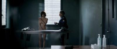 ophie Marceau nude topless - La taularde (FR-2015) HD 1080p WebDl (1)