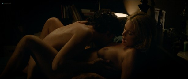 Virginie Efira nude topless and sex - Victoria (FR-2016) HD 1080p (2)