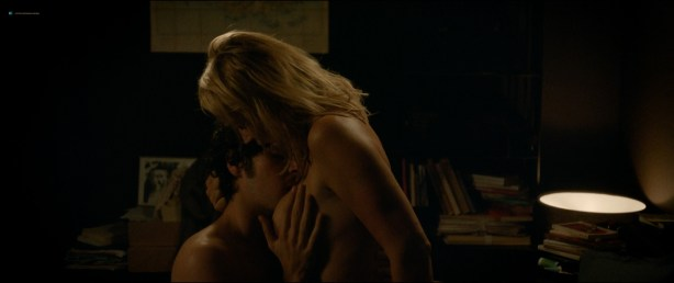 Virginie Efira nude topless and sex - Victoria (FR-2016) HD 1080p (1)