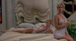 Barbara Carrera nude bush and sex Leigh Harris and Lynette Harris nude bush too - I, the Jury (1982) HD 1080p BluRay (5)