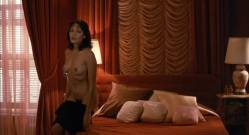 Barbara Carrera nude bush and sex Leigh Harris and Lynette Harris nude bush too - I, the Jury (1982) HD 1080p BluRay (12)