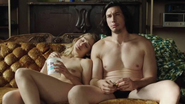 Jemima Kirke nude full frontal and Lena Dunham nude bush - Girls (2017) s6e1 HD 1080p (6)