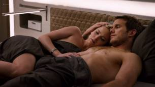 Jennifer Lawrence hot, sexy, wet and some sex - Passengers (2016) HC.HDRip 1080p (5)