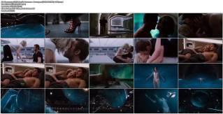 Jennifer Lawrence hot, sexy, wet and some sex - Passengers (2016) HC.HDRip 1080p (11)