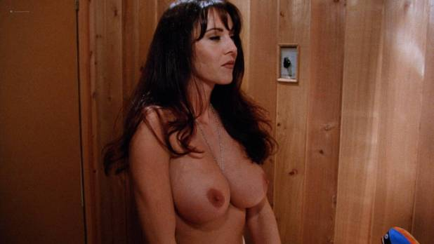 Julie Strain nude full frontal Rochelle Swanson and others nude lesbian sex - Sorceress (1994) HD 1080p BluRay (8)