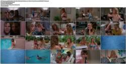 Juliette Cummins nude topless Kimberly McArthur hot and busty - Slumber Party Massacre II (1987) HD 1080p (12)
