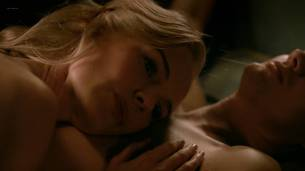 Kate Bosworth nude nipple and bit of butt - SS-GB (2017) s1e2 HD 1080p (5)