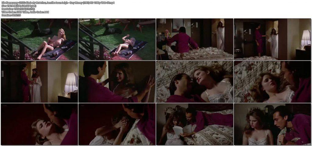 Kimberly McArthur nude busty topless and Jennifer Jason Leigh hot - Easy Money (1983) HD 1080p Web-Dl (7)