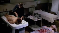 Mary Beth McDonough nude topless and bush - Mortuary (1983) HD 1080p BluRay (5)