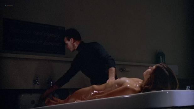 Mary Beth McDonough nude topless and bush - Mortuary (1983) HD 1080p BluRay (4)