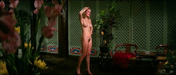 Miranda Austin nude full frontal, butt and boobs - Game of Death II (1981) HD 1080p BluRay (5)