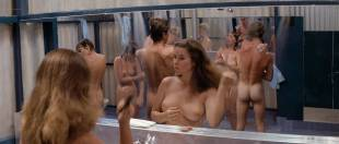 Olivia Hussey nude bd Lynda Stoner butt other's nude full frontal - Turkey Shoot (1982) HD 1080p BluRay
