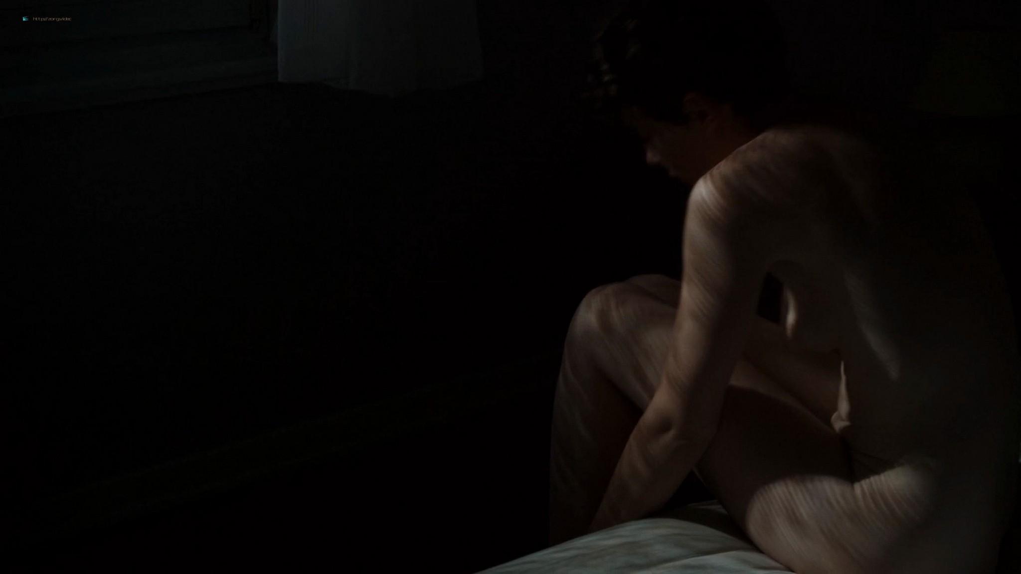 Salomé Richard nude topless in shower Kate Moran nude - Baden Baden (FR-2016) HD 1080p Web (7)