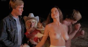 Val Kline nude topless Debra Blee, Jeanette Linne and other's nude- The Beach Girls (1982) HD 1080p (12)