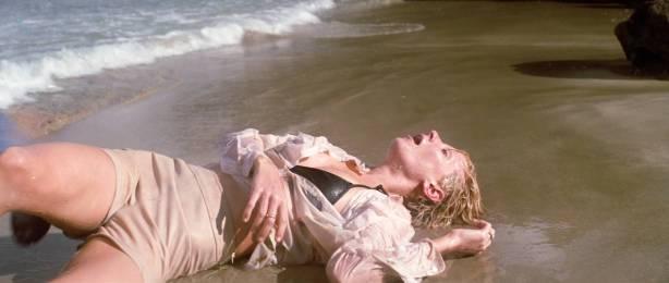 Anne Heche hot, wet bikini and c-true Jacqueline Obradors hot - Six Days Seven Nights (1998) HD1080p WEB (5)