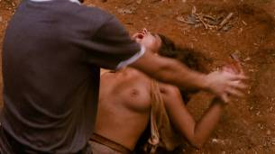 Candice Daly nude and sex Nelia J. Cozza nude - Hell Hunters (1986) HD 1080p Web (16)