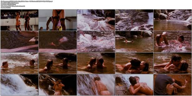 Candice Daly nude and sex Nelia J. Cozza nude - Hell Hunters (1986) HD 1080p Web (13)