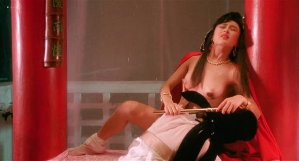 Isabella Chow nude Amy Yip, Rena Murakami, Mari Ayukawa all nude lot of sex - Sex And Zen (HK-1991) HD 1080p (9)
