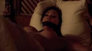 Jasmine Waltz nude and bonded and Crystal LeBard  sexy - Poker Run (2009)